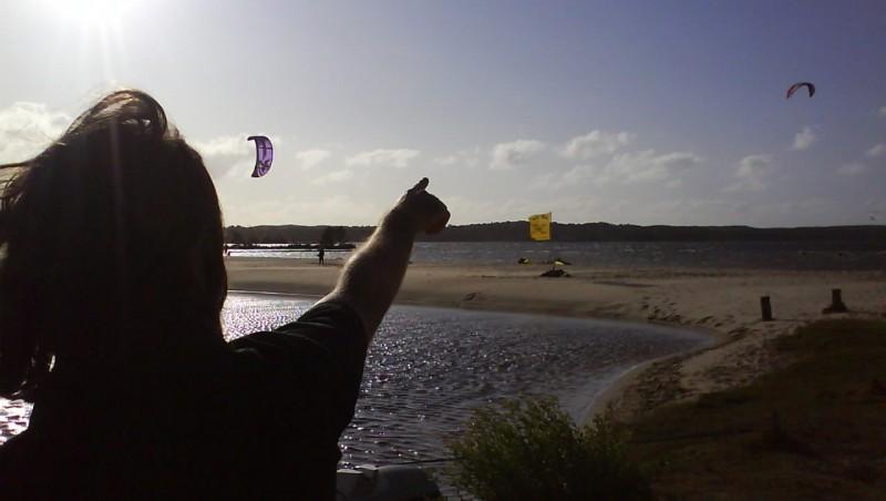 Wind report Navarrosse - France (40) 2009-09-04 14:00:00