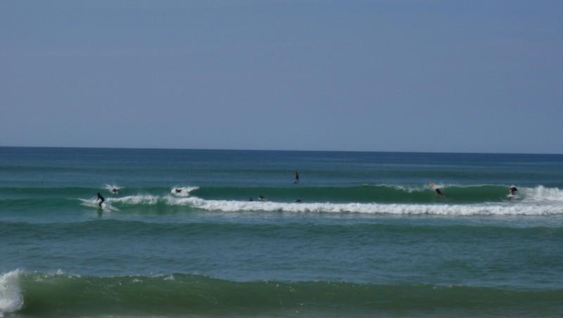 Surf report Biscarrosse Plage - France (40) 2009-09-06 16:00:00