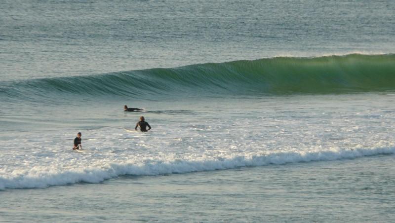 Surf report Biscarrosse Plage - France (40) 2009-09-06 21:00:00