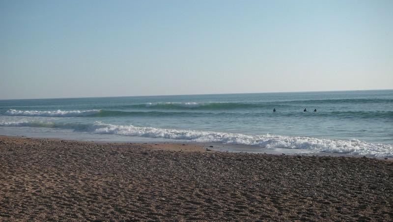 Surf report La Gachère - France (85) 2009-09-08 17:00:00