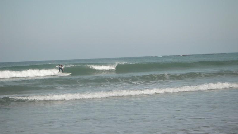 Surf report Plage des Dunes - France (85) 2009-09-09 11:00:00