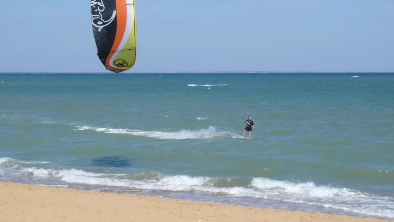 Wind report Plaisance - France (17) 2009-09-13 13:00:00