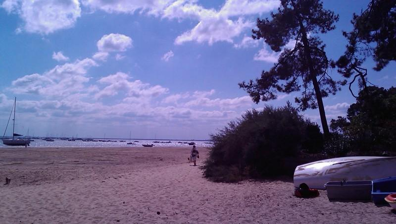 Wind report Claouey - France (33) 2009-09-14 13:00:00