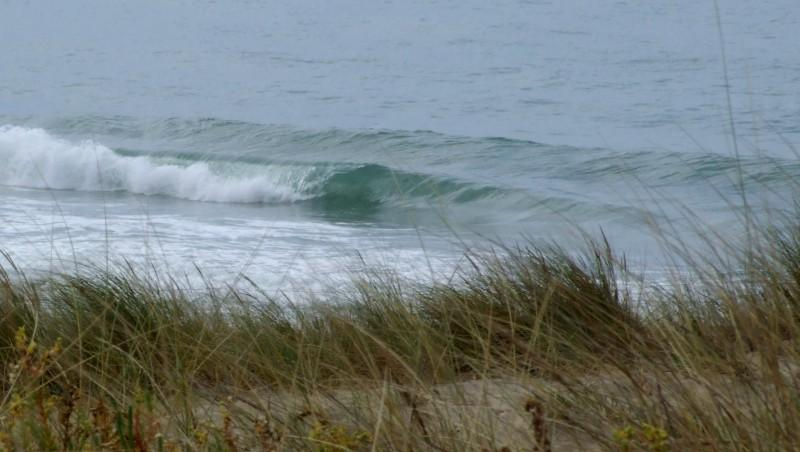 Surf report Montalivet - France (33) 2009-09-14 14:00:00