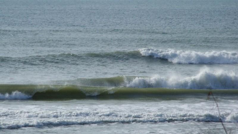 Surf report Montalivet - France (33) 2009-09-16 17:00:00