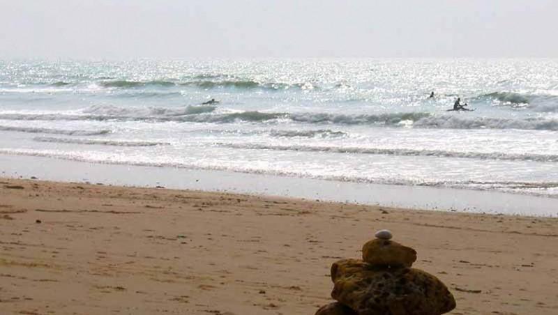 Surf report La Gachère - France (85) 2009-09-20 16:00:00
