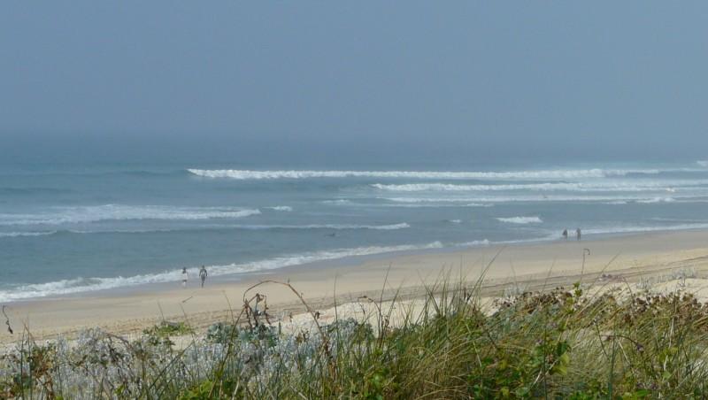 Surf report Mimizan - Plage Garluche - France (40) 2009-09-22 17:00:00
