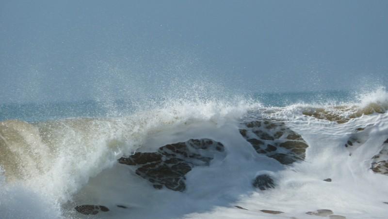 Surf report La Tranche sur Mer - La jetée - France (85) 2009-09-24 12:00:00