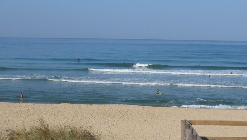 Surf report Lacanau Océan - La Nord - France (33) 2009-09-27 09:00:00