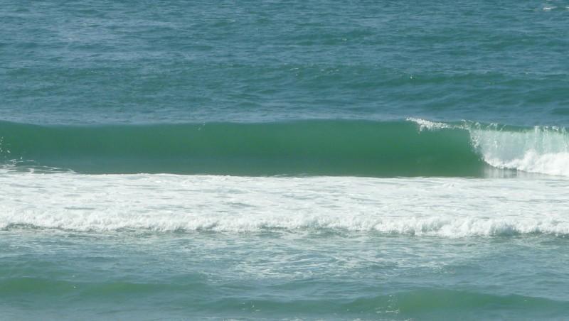 Surf report Mimizan - Plage Garluche - France (40) 2009-09-26 16:00:00