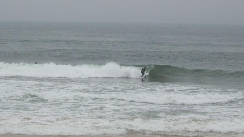 Surf report La Govelle - France (44) 2009-10-31 09:00:00