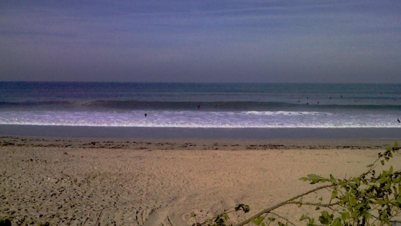 Surf report Le Ptit Bec - France (17) 2009-11-01 11:00:00