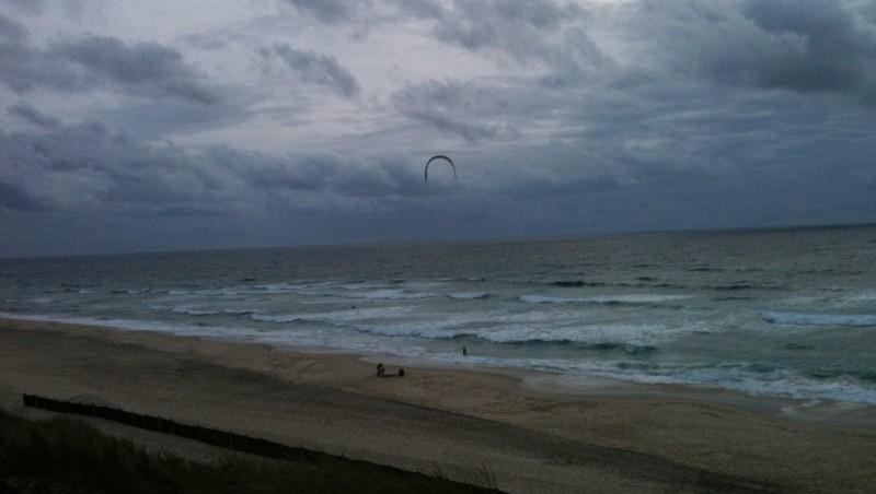 Wind report Les Huttes - Trois Pierres - France (17) 2009-11-06 17:00:00