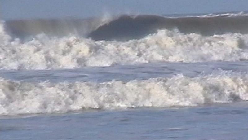 Surf report Plage des Dunes - France (85) 2009-11-09 10:00:00