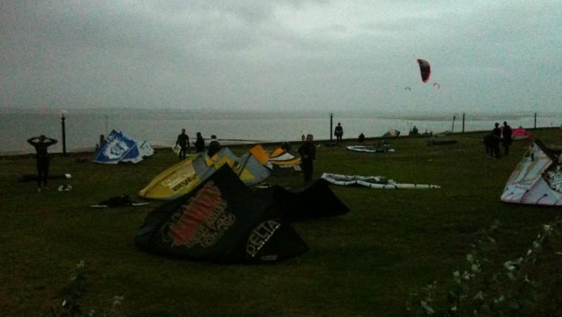 Wind report Arcachon - Les Arbousiers - France (33) 2009-11-11 15:00:00