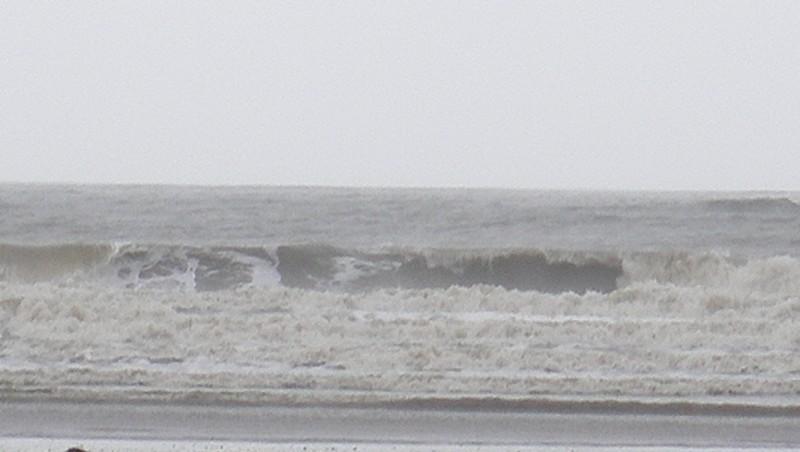 Surf report L'Ermitage - France (44) 2009-11-15 14:00:00