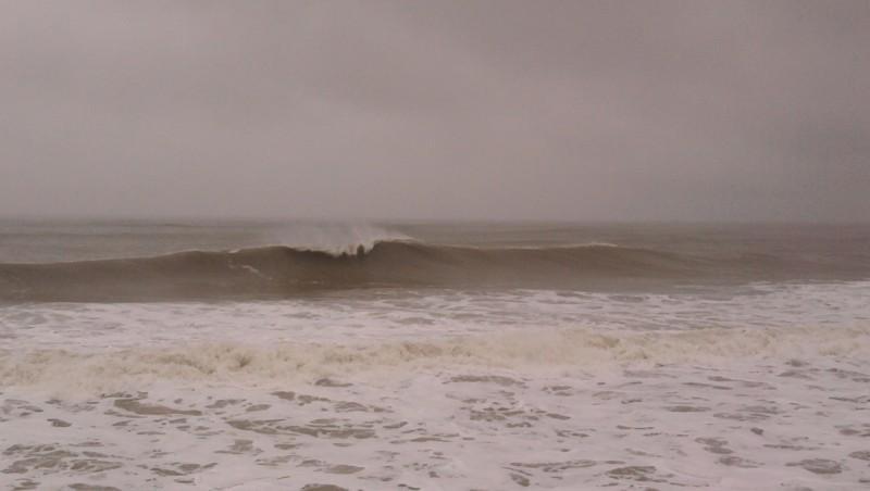 Surf report Soulac - L'Amélie - France (33) 2009-11-15 15:00:00