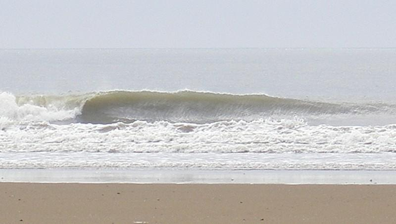 Surf report L'Ermitage - France (44) 2009-08-06 14:00:00