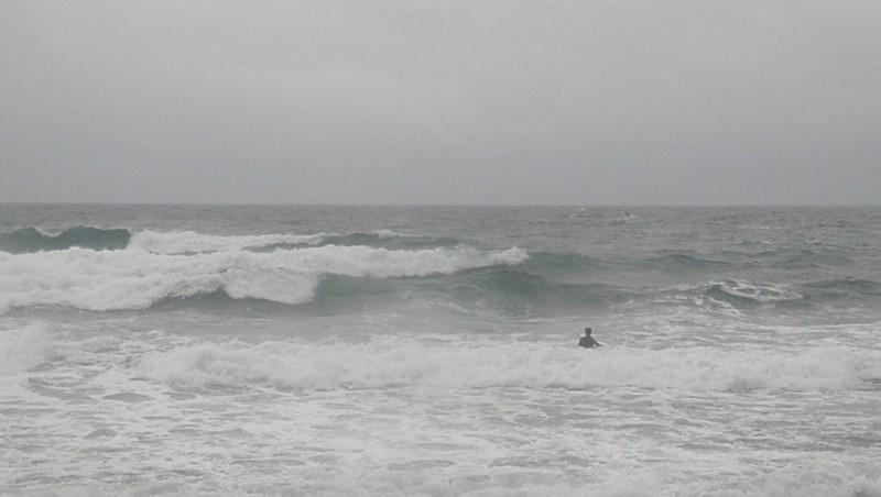 Surf report Sausset-les-Pins - L'Hermitage - France (13) 2009-11-22 08:00:00