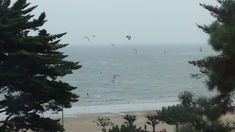Wind report La Baule - France (44) 2009-11-21 10:00:00