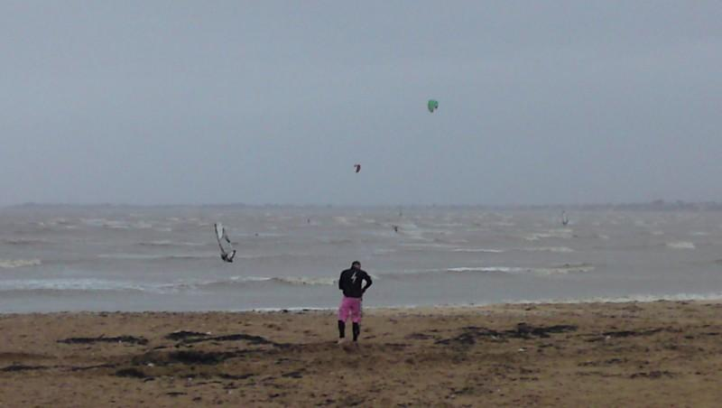 Wind report Châtelaillon-Plage - France (17) 2009-11-23 09:00:00