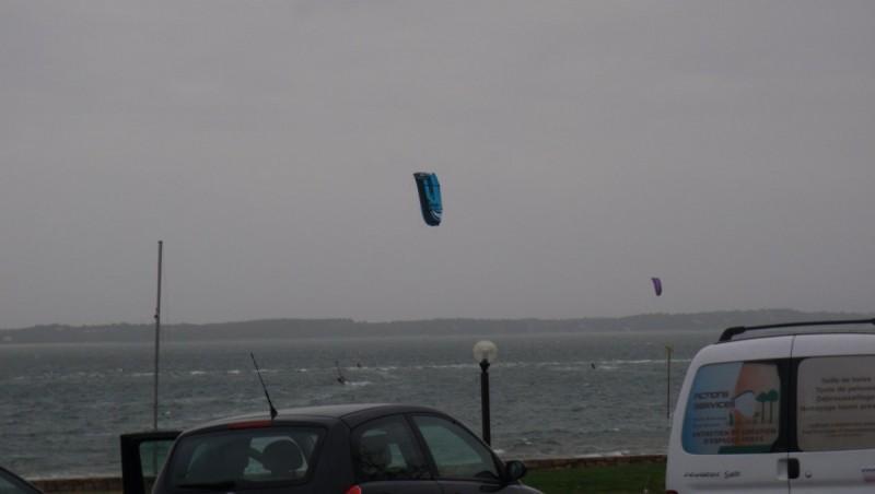 Wind report Arcachon - Les Arbousiers - France (33) 2009-11-23 14:00:00