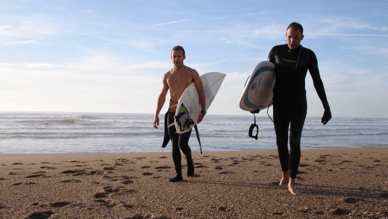 Surf report La Gachère - France (85) 2009-10-27 12:00:00