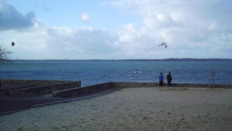 Wind report Arcachon - Les Arbousiers - France (33) 2009-11-26 14:00:00