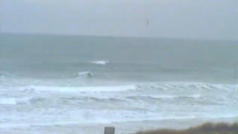 Wind report Lacanau Océan - La Nord - France (33) 2009-12-02 14:00:00