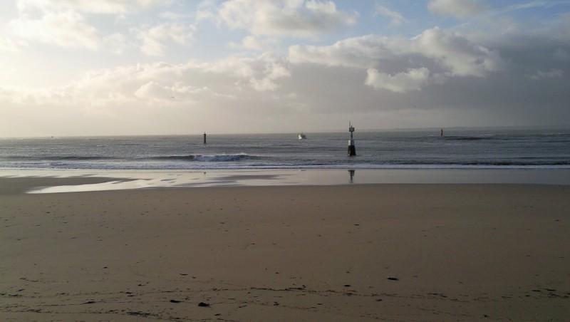 Surf report Quiberon - Port Blanc - France (56) 2009-12-03 10:00:00