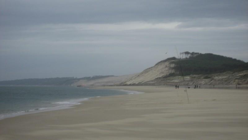 Wind report La Lagune - France (33) 2009-12-06 11:00:00