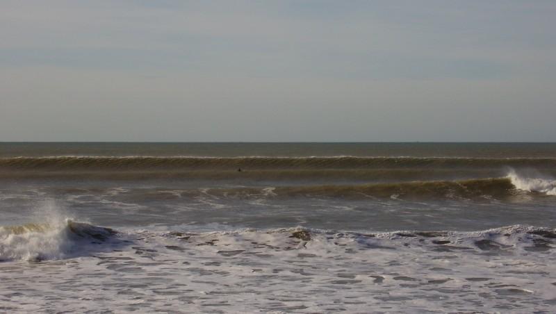Surf report Le Trillou - France (17) 2009-12-11 12:00:00