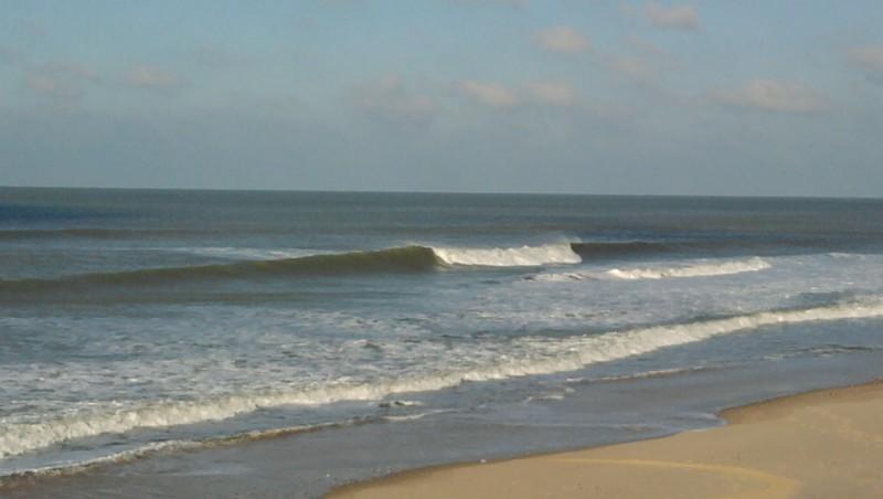 Surf report Le Gurp - France (33) 2009-12-12 10:00:00