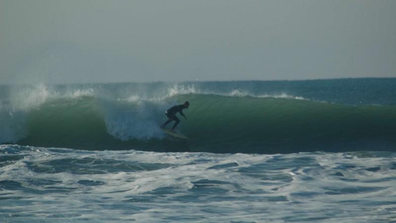 Surf report Gwendrez - France (29) 2009-12-12 11:00:00