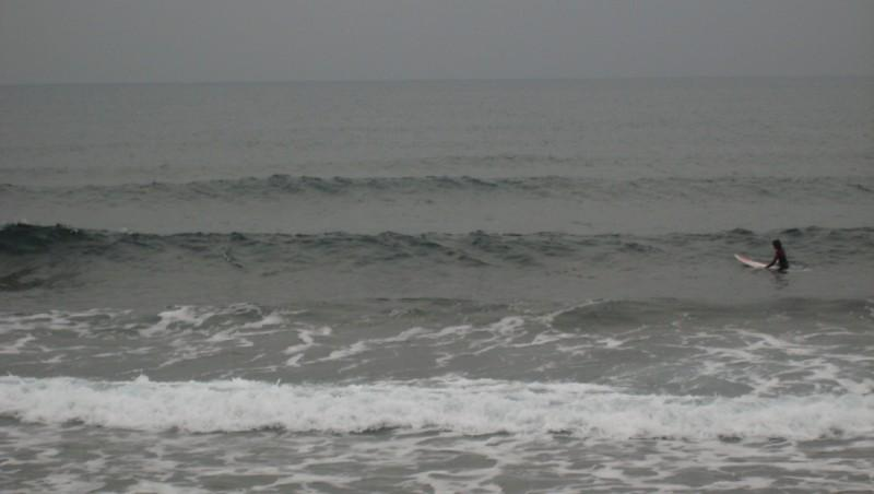 Surf report Sausset-les-Pins - L'Hermitage - France (13) 2009-12-13 16:00:00