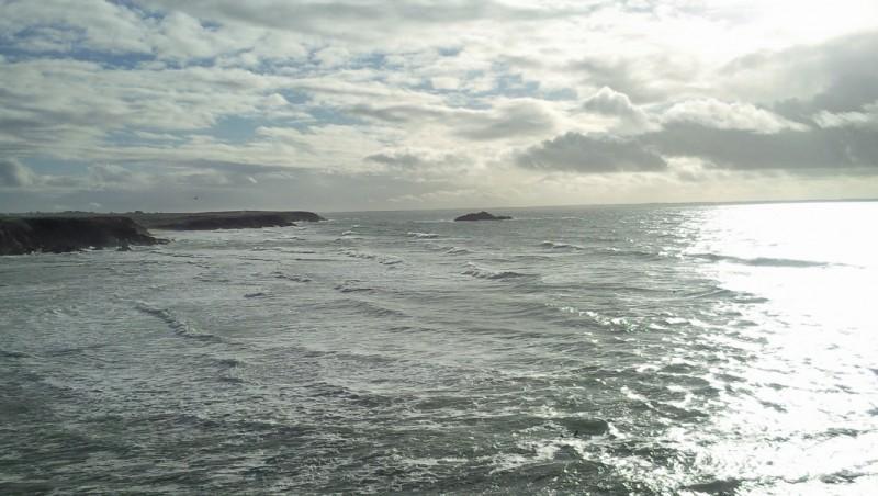 Surf report Quiberon - Port Blanc - France (56) 2009-12-20 15:00:00