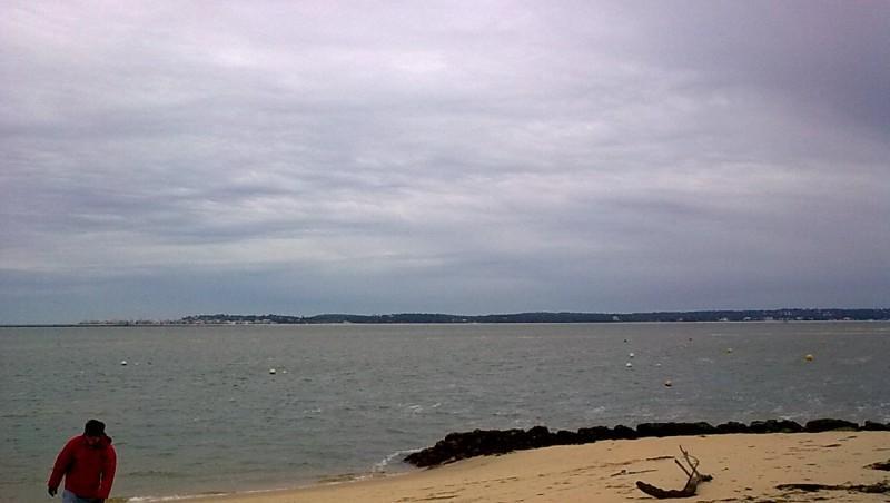 Wind report Cap-Ferret - Plage de L'Horizon - France (33) 2009-12-20 13:00:00