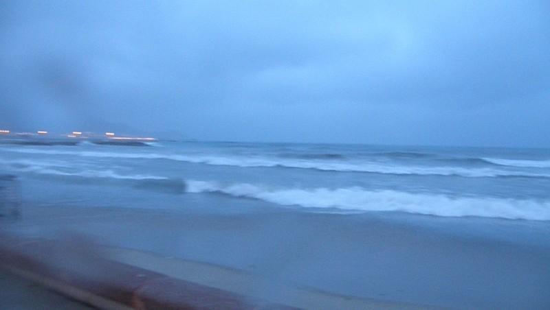 Surf report Le Prado - France (13) 2009-12-21 17:00:00