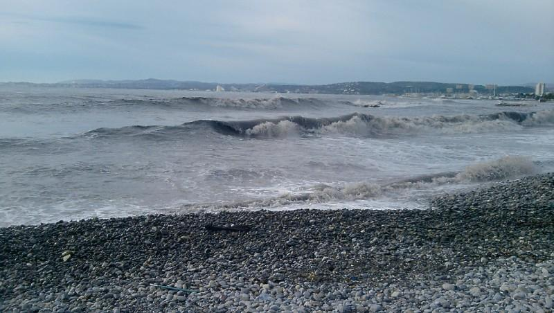 Surf report Saint-Laurent-du-Var - Cap 3000 - France (06) 2009-12-23 09:00:00