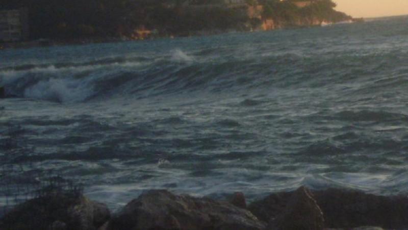 Surf report Villefranche - Plage Marinières - France (06) 2009-12-25 15:00:00