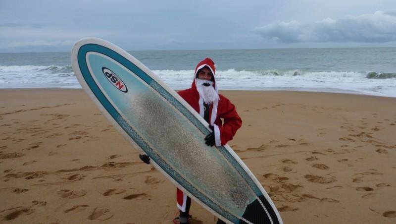 Surf report La Térrière - France (85) 2009-12-23 09:00:00
