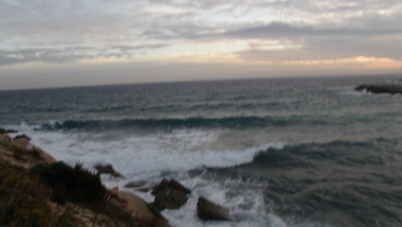Surf report Carro - France (13) 2009-12-29 16:00:00