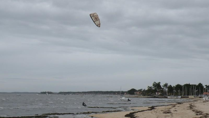 Wind report Andernos - Le Betey - France (33) 2009-12-30 13:00:00