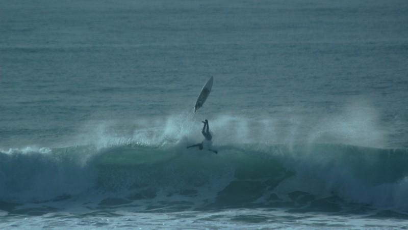 Surf report Gwendrez - France (29) 2009-12-31 13:00:00