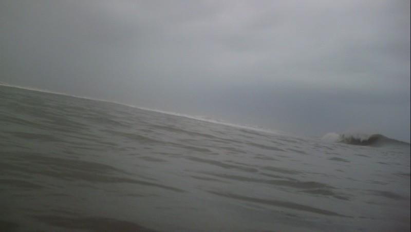 Surf report Soulac sur Mer - France (33) 2009-12-31 15:00:00