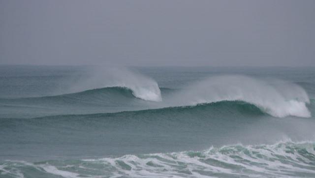 Surf report La Torche - France (29) 2009-01-01 12:00:00