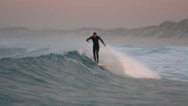 Surf report La Torche - France (29) 2009-01-02 12:00:00