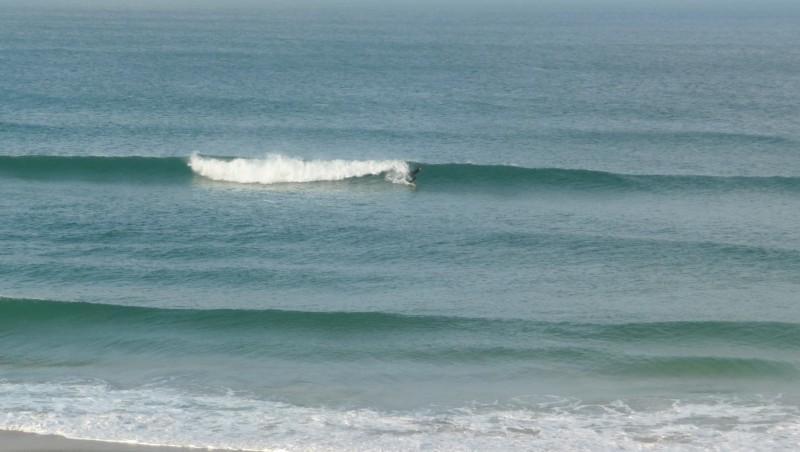 Surf report Cap-Ferret - Plage de L'Horizon - France (33) 2009-01-03 12:00:00