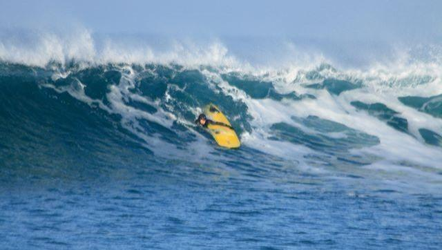 Surf report La Torche - France (29) 2009-01-03 12:00:00