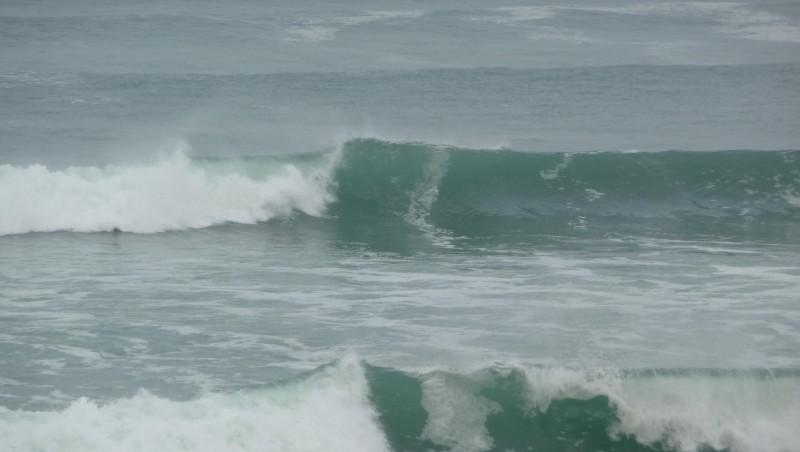 Surf report Cap-Ferret - Plage de L'Horizon - France (33) 2009-01-04 12:00:00